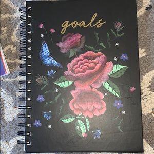 Other - 2/$25 Goals notebook